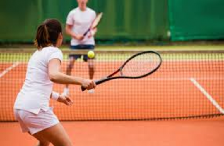 Some Benefits of Exercising Tennis for Body Health
