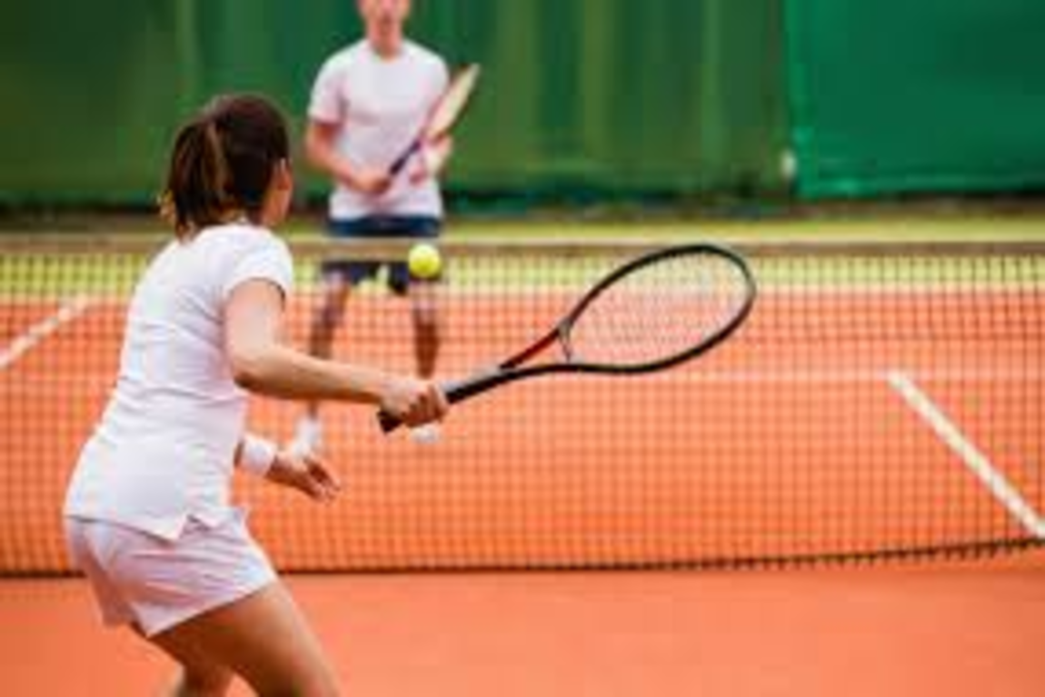 Some Benefits of Exercising Tennis for Body Health(1)